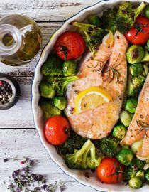 Multiple Sclerosis Diet Tips to Keep You Fueled and Healthy
