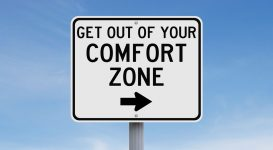 Stepping Out of Your Comfort Zone With MS