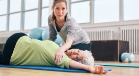 Improve Your Strength and Balance With Pilates for MS